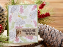 Alex Gomez - Fun Stampers Journey Kit of the Month - Bloom Box